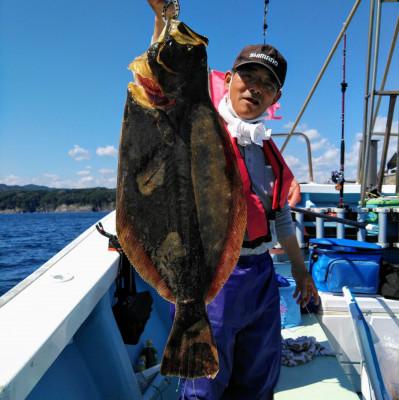 佐々木釣具店 平進丸の2021年9月12日(日)3枚目の写真
