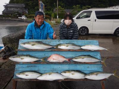 愛丸フィッシングの2021年9月12日(日)1枚目の写真