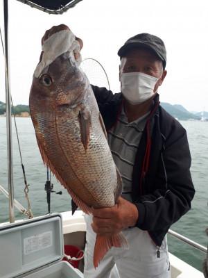 釣り船くわだの2021年9月12日(日)1枚目の写真