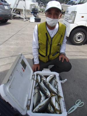 村井丸の2021年9月13日(月)3枚目の写真