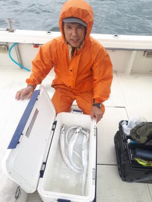 釣り船くわだの2021年9月14日(火)1枚目の写真