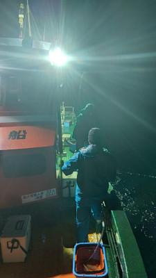 清家渡船の2021年9月15日(水)2枚目の写真
