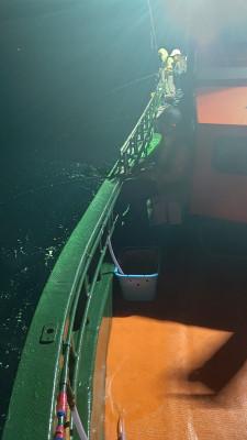 清家渡船の2021年9月15日(水)3枚目の写真