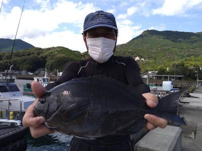 大ちゃん渡船の2021年9月9日(木)1枚目の写真