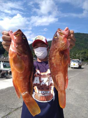 大ちゃん渡船の2021年9月9日(木)3枚目の写真