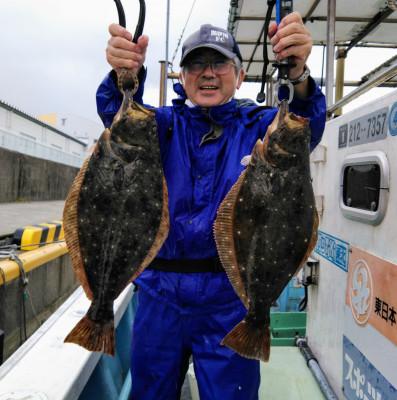 佐々木釣具店 平進丸の2021年9月17日(金)1枚目の写真