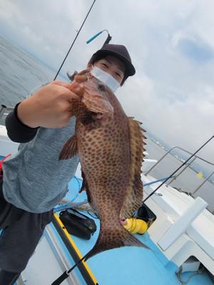 海晴丸の2021年9月8日(水)3枚目の写真
