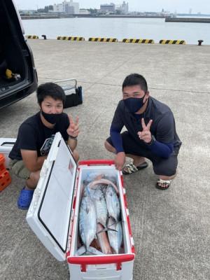 第五慶門丸の2021年9月11日(土)2枚目の写真