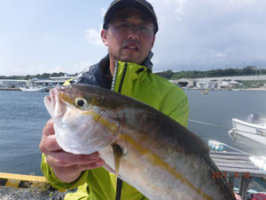 第一大漁丸の2021年9月15日(水)2枚目の写真