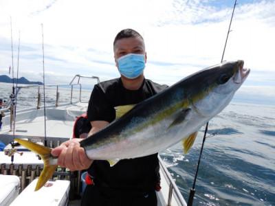 西岡遊漁の2021年9月4日(土)2枚目の写真
