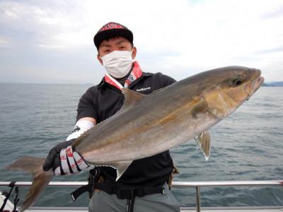 西岡遊漁の2021年9月5日(日)1枚目の写真