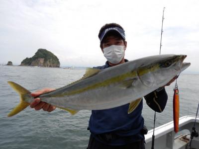 西岡遊漁の2021年9月5日(日)2枚目の写真