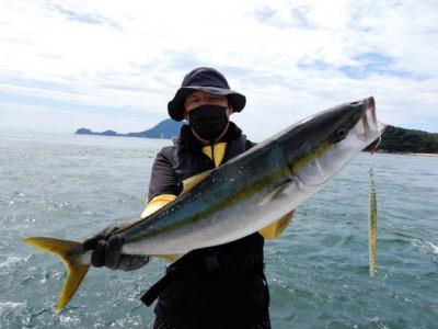 西岡遊漁の2021年9月6日(月)3枚目の写真