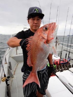 西岡遊漁の2021年9月8日(水)5枚目の写真