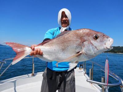 西岡遊漁の2021年9月9日(木)2枚目の写真