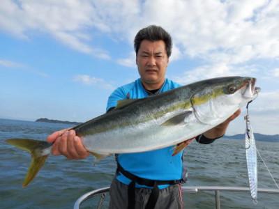 西岡遊漁の2021年9月9日(木)3枚目の写真