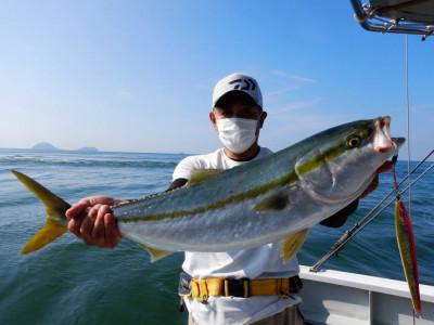西岡遊漁の2021年9月10日(金)2枚目の写真