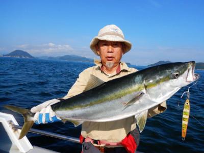 西岡遊漁の2021年9月10日(金)3枚目の写真
