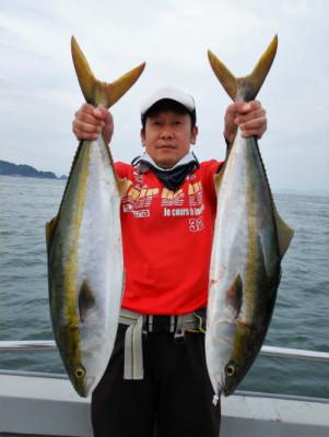 西岡遊漁の2021年9月10日(金)5枚目の写真
