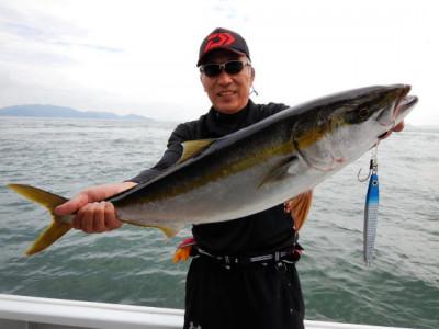 西岡遊漁の2021年9月11日(土)1枚目の写真