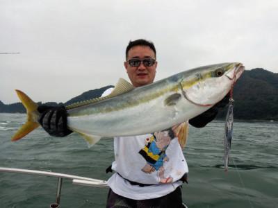西岡遊漁の2021年9月12日(日)1枚目の写真