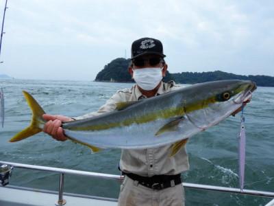 西岡遊漁の2021年9月12日(日)4枚目の写真