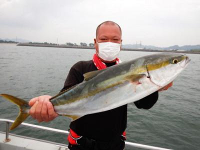 西岡遊漁の2021年9月12日(日)5枚目の写真