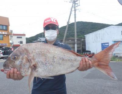 丸銀釣りセンターの2021年9月11日(土)2枚目の写真