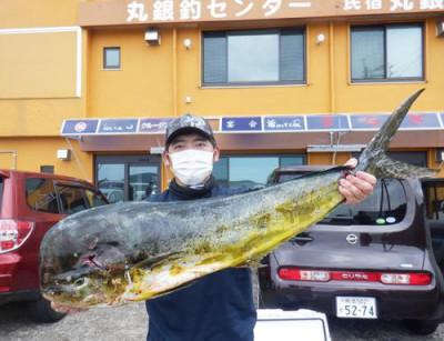 丸銀釣りセンターの2021年9月12日(日)2枚目の写真
