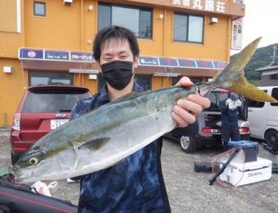 丸銀釣りセンターの2021年9月12日(日)3枚目の写真