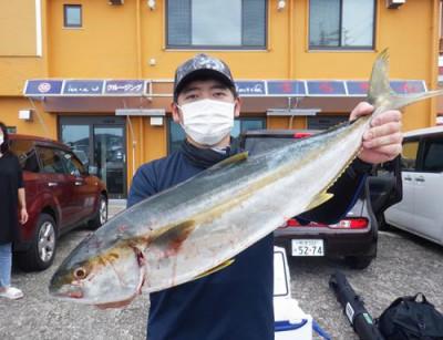 丸銀釣りセンターの2021年9月12日(日)5枚目の写真