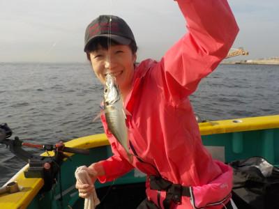 打木屋釣船店の2021年9月8日(水)1枚目の写真