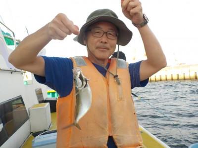 打木屋釣船店の2021年9月8日(水)2枚目の写真