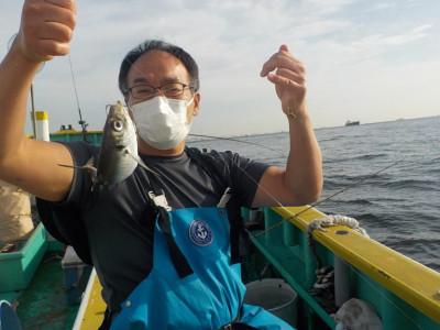 打木屋釣船店の2021年9月8日(水)3枚目の写真