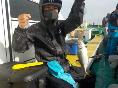 打木屋釣船店の2021年9月8日(水)4枚目の写真