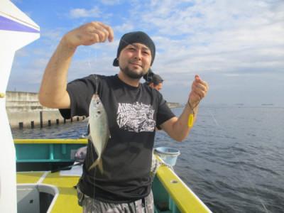 打木屋釣船店の2021年9月10日(金)1枚目の写真