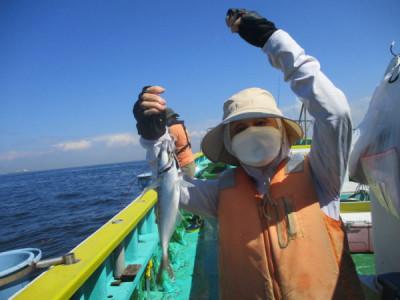 打木屋釣船店の2021年9月10日(金)3枚目の写真