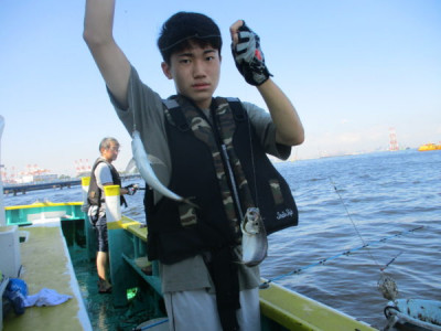 打木屋釣船店の2021年9月10日(金)4枚目の写真