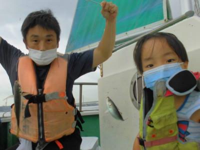 打木屋釣船店の2021年9月11日(土)1枚目の写真