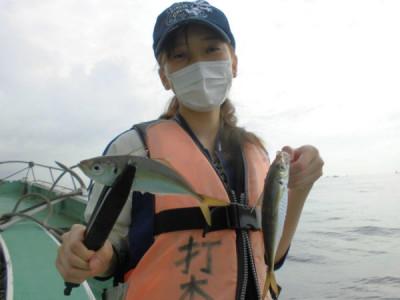 打木屋釣船店の2021年9月11日(土)2枚目の写真