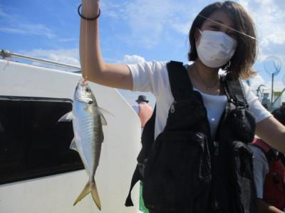 打木屋釣船店の2021年9月11日(土)3枚目の写真