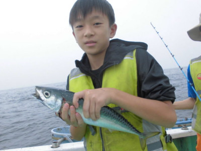 打木屋釣船店の2021年9月12日(日)1枚目の写真