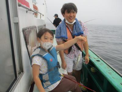 打木屋釣船店の2021年9月12日(日)4枚目の写真