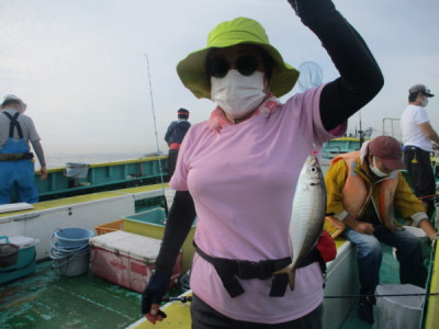 打木屋釣船店の2021年9月13日(月)1枚目の写真