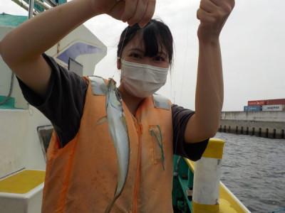 打木屋釣船店の2021年9月13日(月)2枚目の写真