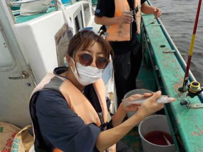打木屋釣船店の2021年9月13日(月)4枚目の写真