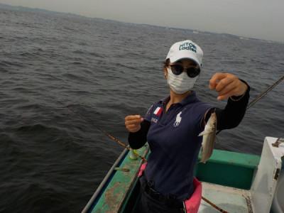 打木屋釣船店の2021年9月13日(月)5枚目の写真