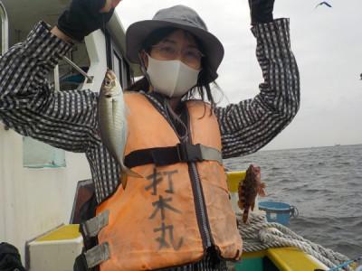 打木屋釣船店の2021年9月14日(火)3枚目の写真