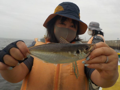 打木屋釣船店の2021年9月14日(火)4枚目の写真