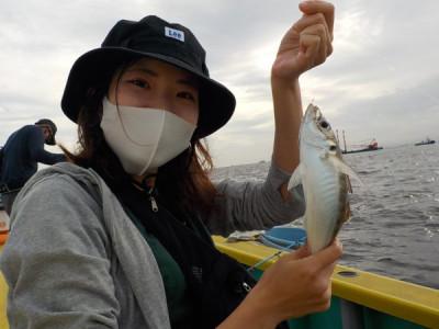 打木屋釣船店の2021年9月15日(水)1枚目の写真
